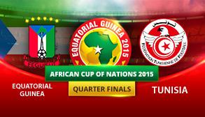 Equatorial Guinea vs Tunisia