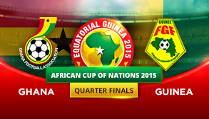 Ghana vs Guinea