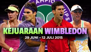 Kejuaraan Wimbledon 2015