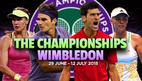 2015 Wimbledon Championships