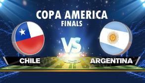 Copa America 2015 - Chile vs Argentina