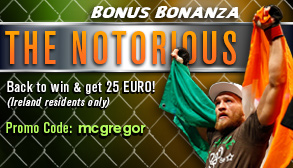 """The Notorious"" Bonus Bonanza!"