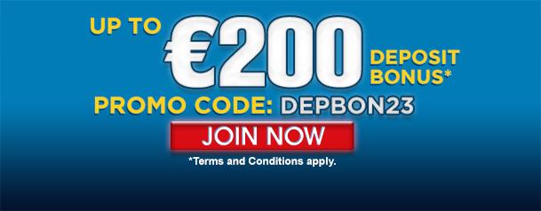 Deposit Bonus - DEPBON23