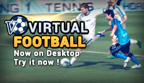 Virtual Football - Desktop