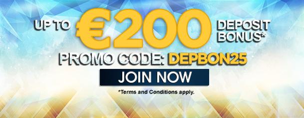 Deposit Bonus - May 2017