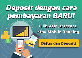 Untuk ATM, Internet, atau Mobile banking