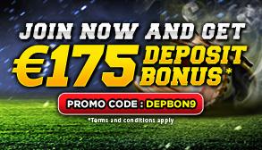 Deposit Bonus Banner - DEPBON9