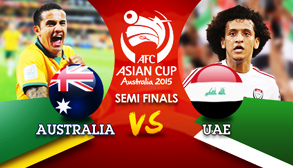 Australia vs United Arab Emirates